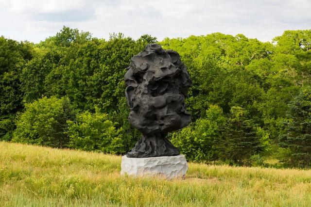Will Ryman, <em>Sisyphus</em>, 2020. Courtesy of Art Omi, Ghent.