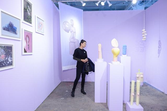 Galería Agustina Ferreyra at NADA New York 2017