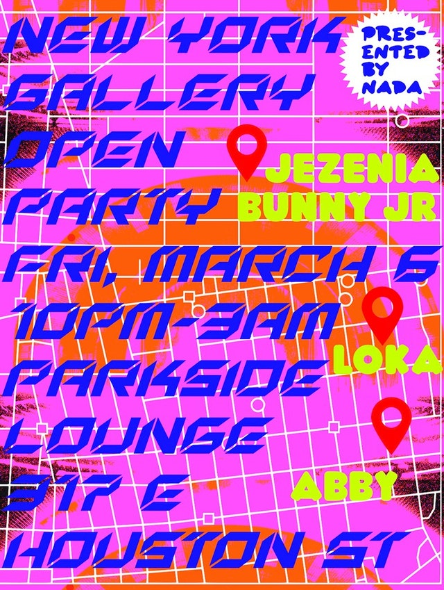 Key image for New York Gallery Open 2020 After-Party
