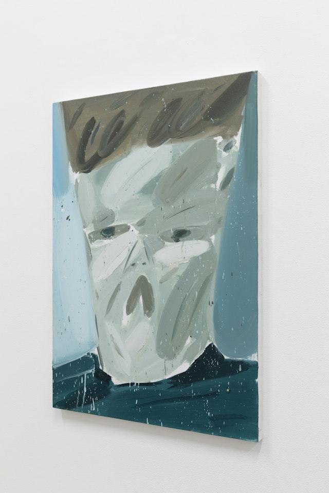 "Image of artwork titled ""Tender Man"" by Amir Khojasteh"
