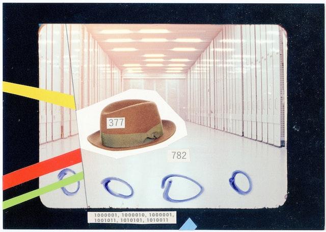 "Image of artwork titled ""Untitled"" by Jirí Kovanda"