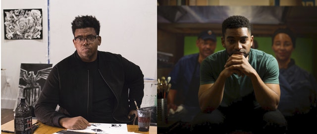 Key image for Mark Thomas Gibson & Mario Moore in Conversation