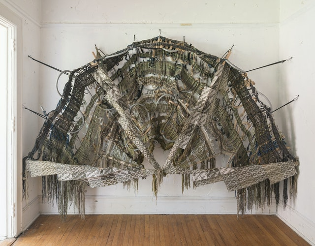 Installation view: Kira Dominguez Hultgren presented by Eleanor Harwood, San Francisco