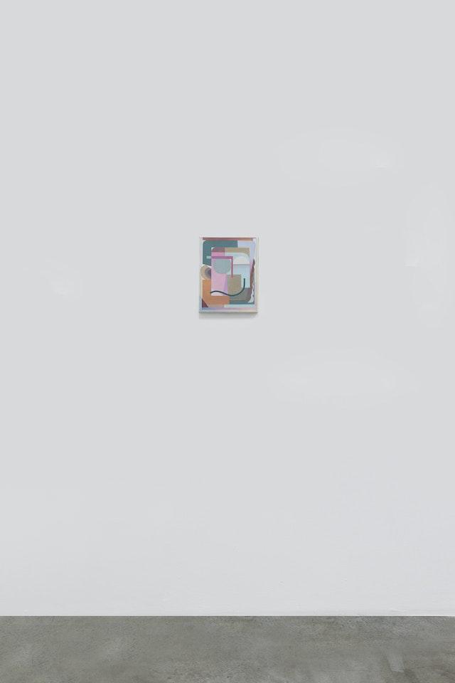 "Image of artwork titled ""Untitled (Face #1)"" by Bernhard Buhmann"