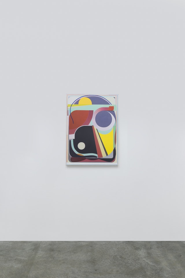 "Image of artwork titled ""Untitled (Face #2)"" by Bernhard Buhmann"