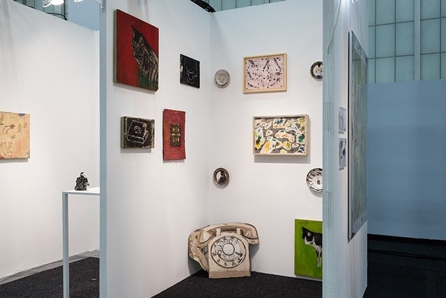 What Pipeline at NADA New York 2014.