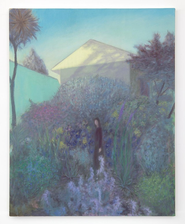 """Image of artwork titled """"Backyard Dream"""" by Guimi You"""
