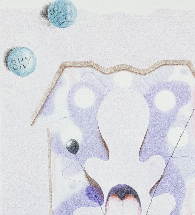 """Image of artwork titled """"Bliss III"""" by Ellande  Jaureguiberry"""